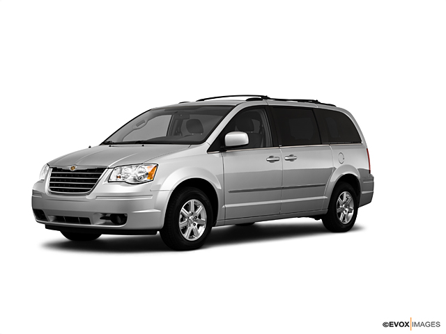 2010 Chrysler Town & Country Vehicle Photo in Janesville, WI 53545