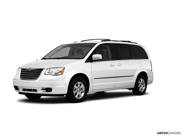 2010 Chrysler Town & Country Vehicle Photo in Elyria, OH 44035