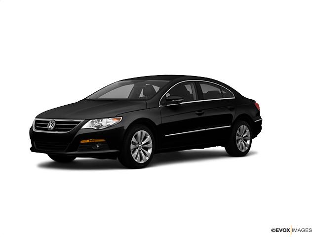 Used 2010 Deep Black Metallic Volkswagen Cc For Sale In