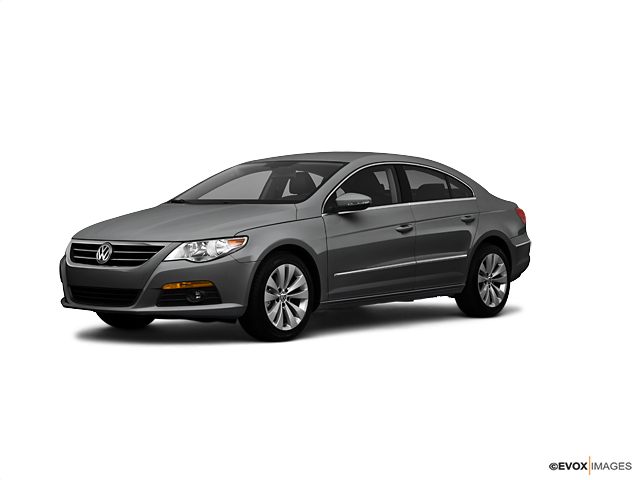2010 Volkswagen CC Vehicle Photo in Wilmington, NC 28405