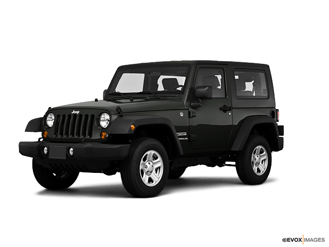 2010 Jeep Wrangler Vehicle Photo in Elyria, OH 44035