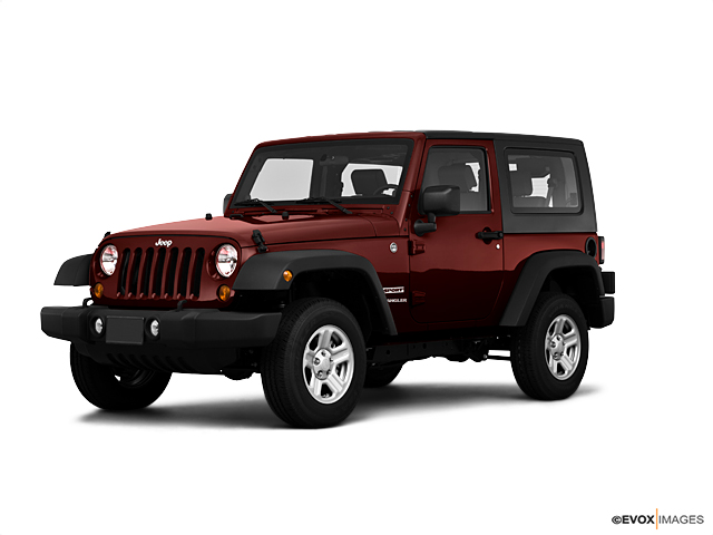 2010 Jeep Wrangler Vehicle Photo in Austin, TX 78759
