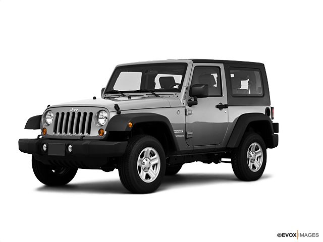 2010 Jeep Wrangler Vehicle Photo in Hyde Park, VT 05655