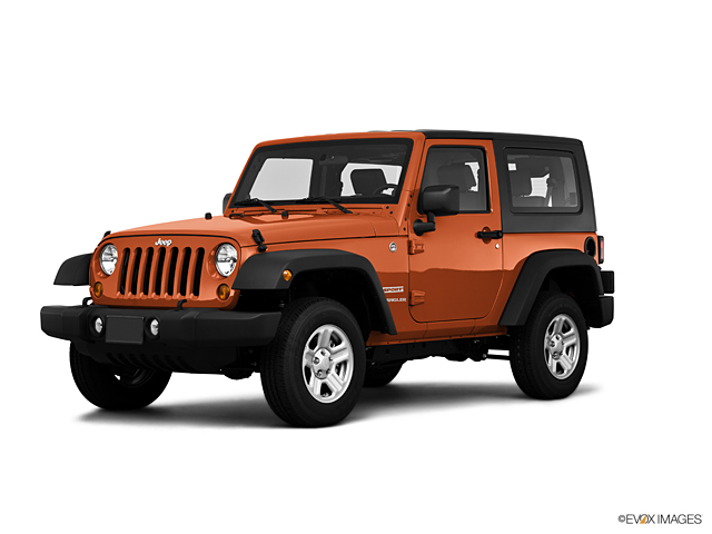 2010 Jeep Wrangler Vehicle Photo In Fayetteville, NC 28303