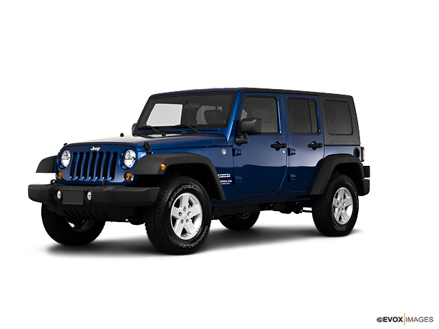 2010 Jeep Wrangler Unlimited Vehicle Photo in Akron, OH 44303
