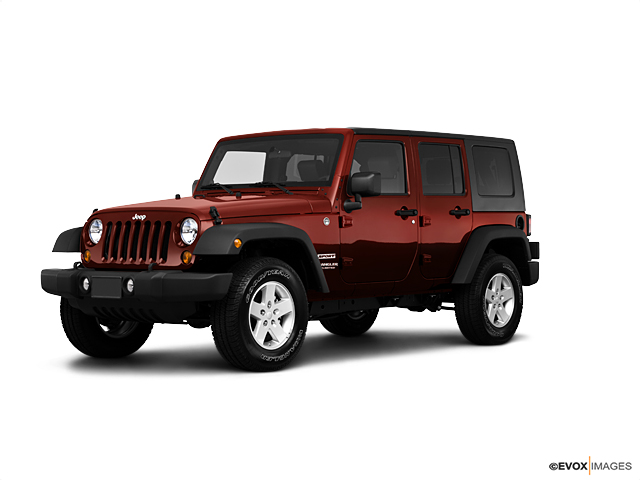 2010 Jeep Wrangler Unlimited Vehicle Photo in Atlanta, GA 30350