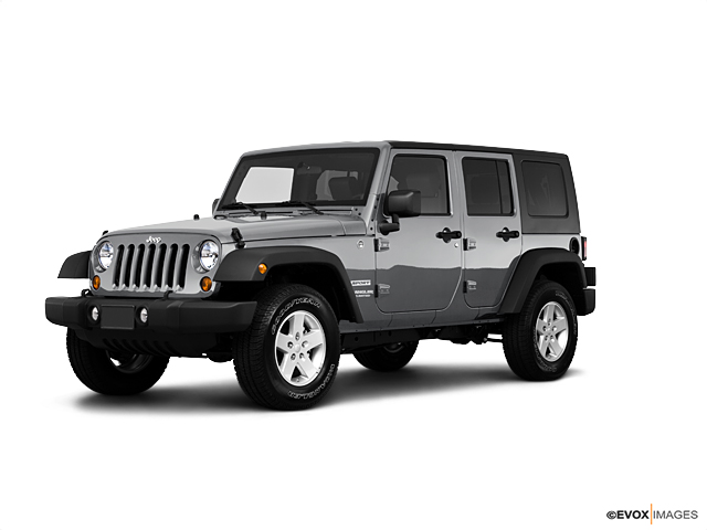2010 Jeep Wrangler Unlimited Vehicle Photo in Beaufort, SC 29906