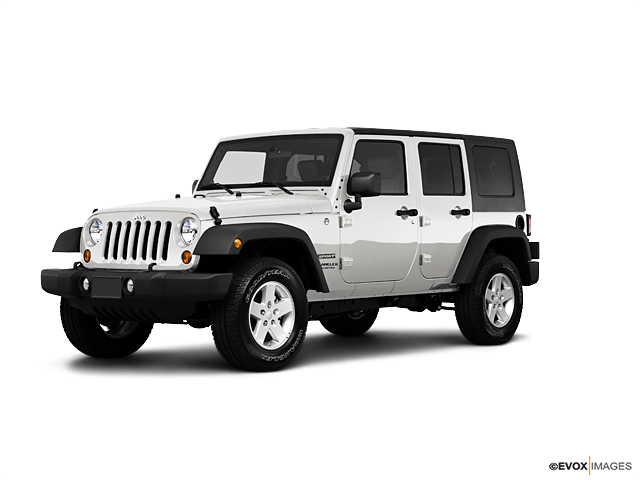2010 Jeep Wrangler Unlimited Vehicle Photo in Portland, OR 97225
