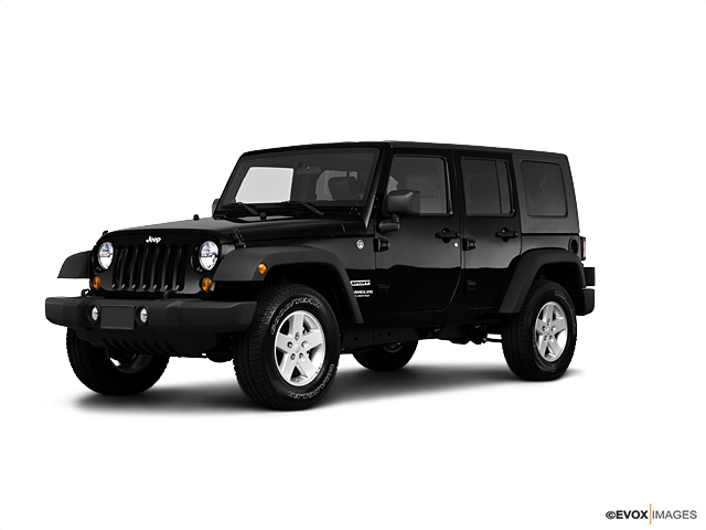 2010 Jeep Wrangler Unlimited Vehicle Photo in Danville, KY 40422