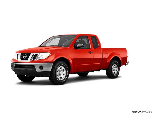 2010 Nissan Frontier Vehicle Photo in Johnson City, TN 37601