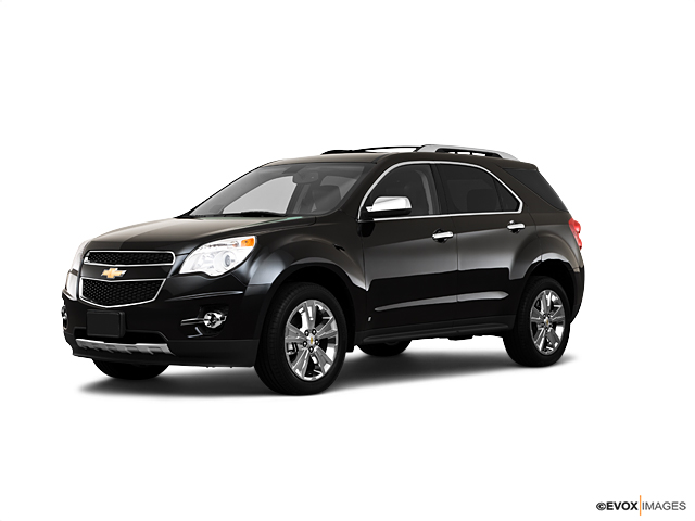 2010 Chevrolet Equinox Vehicle Photo in Greensboro, NC 27405