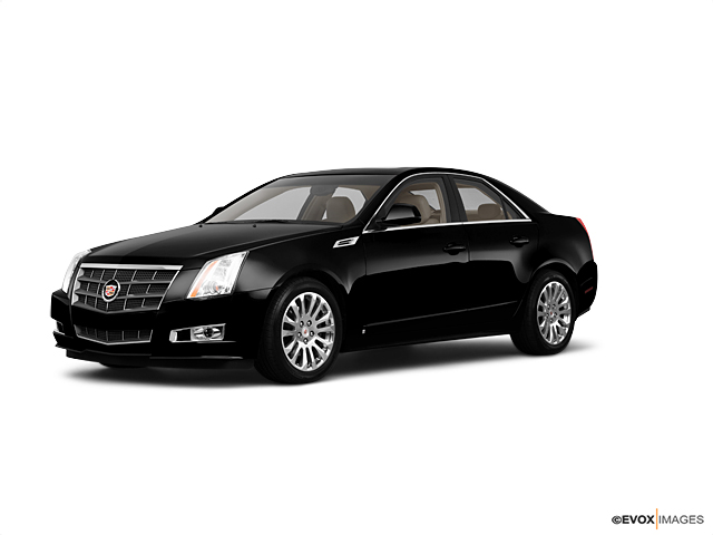 2010 Cadillac CTS Vehicle Photo in Bartow, FL 33830