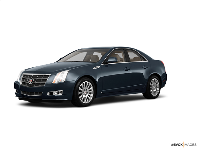 2010 Cadillac CTS Vehicle Photo in Rockford, IL 61107