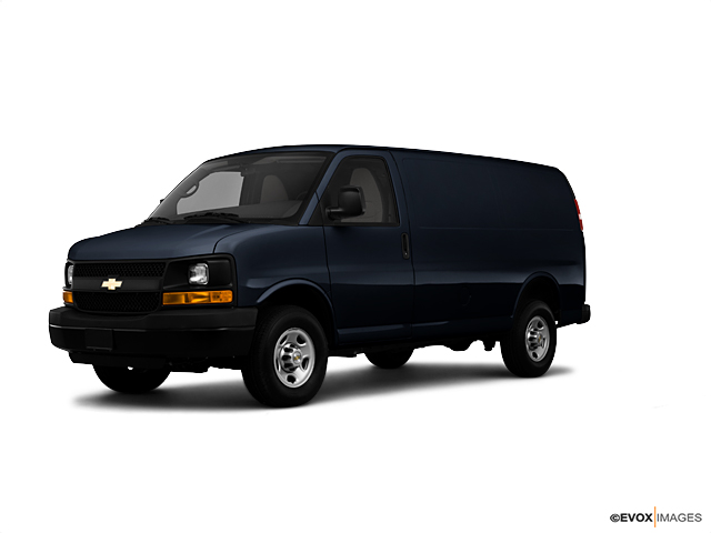 2010 Chevrolet Express Cargo Van Vehicle Photo in Milford, OH 45150
