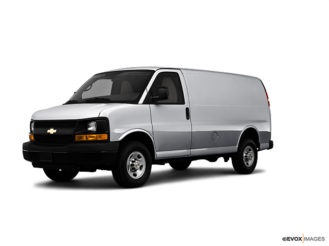2010 Chevrolet Express Cargo Van Vehicle Photo in Doylestown, PA 18902