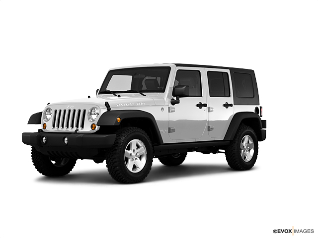 2010 Jeep Wrangler Unlimited Vehicle Photo in Albuquerque, NM 87114