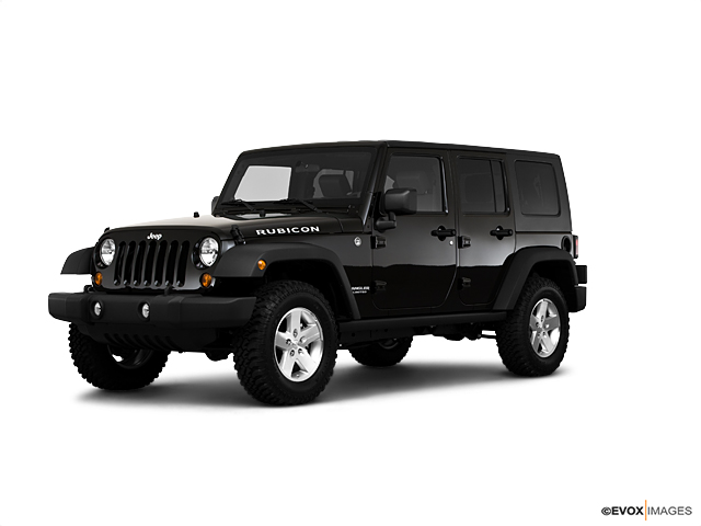 2010 Jeep Wrangler Unlimited Vehicle Photo in Colorado Springs, CO 80905