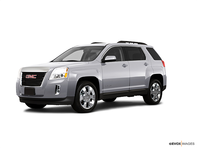 2010 GMC Terrain Vehicle Photo in Akron, OH 44303