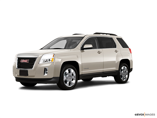 Gold Mist Metallic 2010 GMC Terrain: Used Suv for Sale in