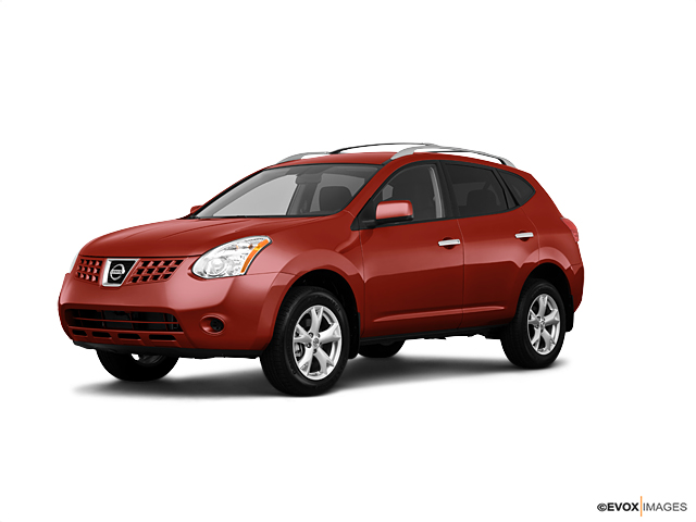 2010 Nissan Rogue Vehicle Photo in Appleton, WI 54913