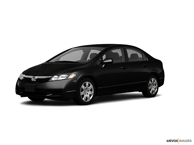 2010 Honda Civic Sedan Vehicle Photo in Beaufort, SC 29906
