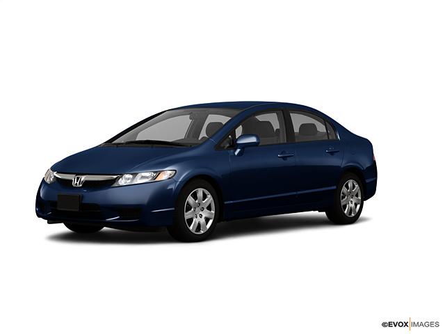 2010 Honda Civic Sedan Vehicle Photo in Hoover, AL 35216