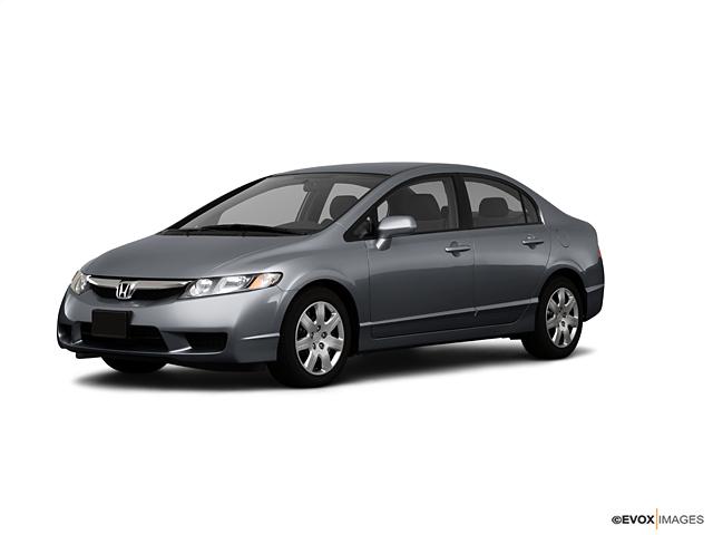 2010 Honda Civic Sedan Vehicle Photo in Houston, TX 77074