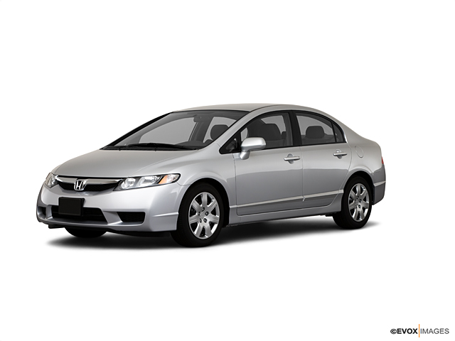 2010 Honda Civic Sedan Vehicle Photo in Johnston, RI 02919