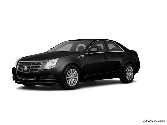2010 Cadillac CTS Vehicle Photo in Danville, KY 40422