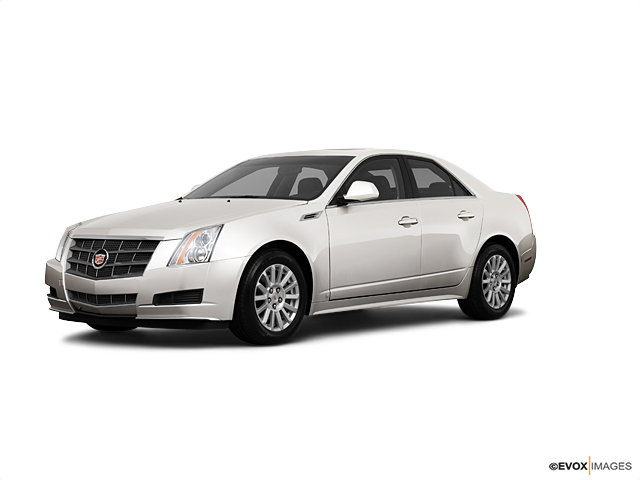 2010 Cadillac CTS Vehicle Photo in Owensboro, KY 42303