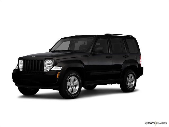 2010 Jeep Liberty Vehicle Photo in Decatur, IL 62526