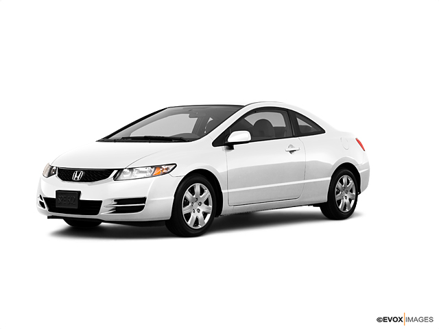 2010 Honda Civic Coupe Vehicle Photo in Franklin, TN 37067