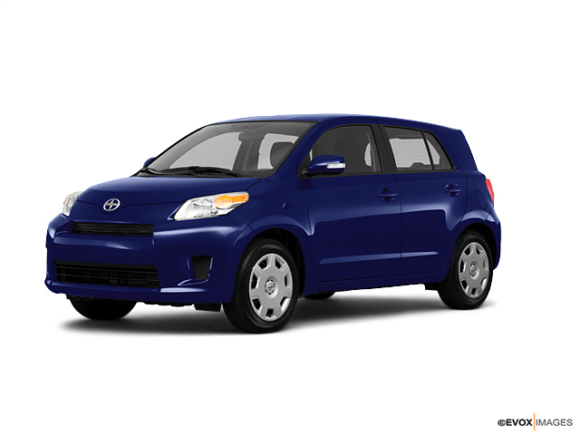 2010 Scion xD Vehicle Photo in Concord, NC 28027