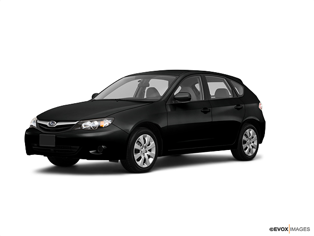 2010 Subaru Impreza Wagon Vehicle Photo in Casper, WY 82609