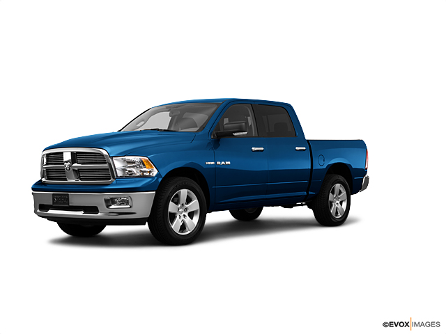 2010 Dodge Ram 1500 Vehicle Photo in Bend, OR 97701