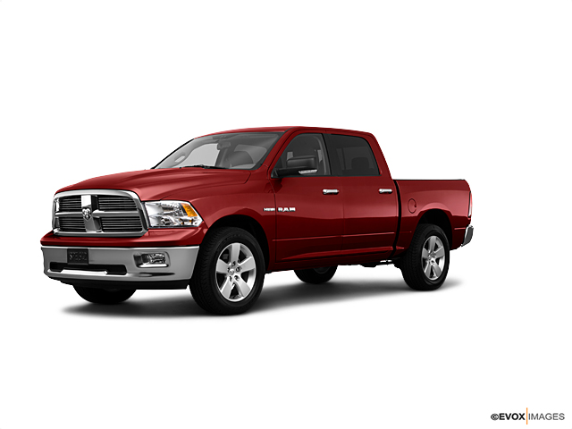 2010 Dodge Ram 1500 Vehicle Photo in Greeley, CO 80634