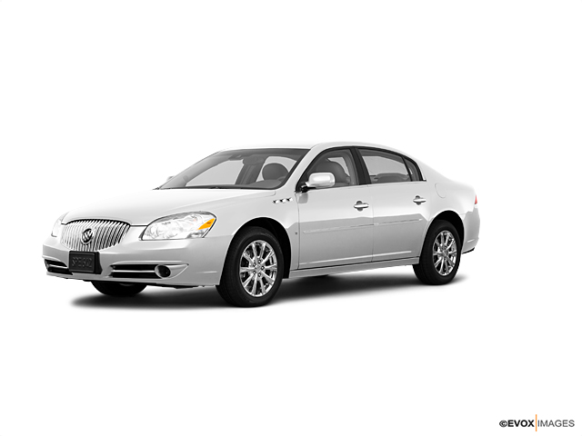 2010 Buick Lucerne Vehicle Photo in Vincennes, IN 47591