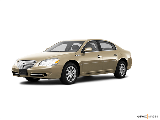 2010 Buick Lucerne Vehicle Photo in Enid, OK 73703