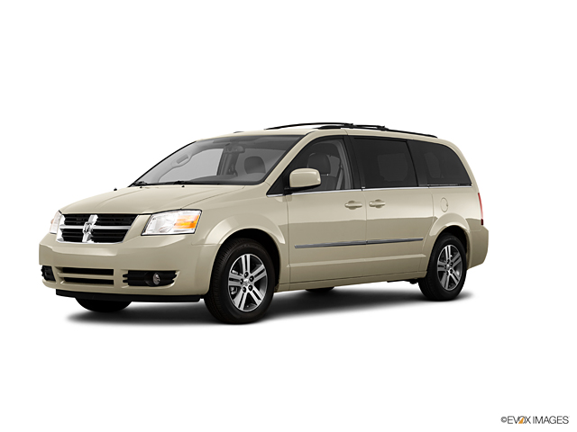2010 Dodge Grand Caravan Vehicle Photo in Massena, NY 13662