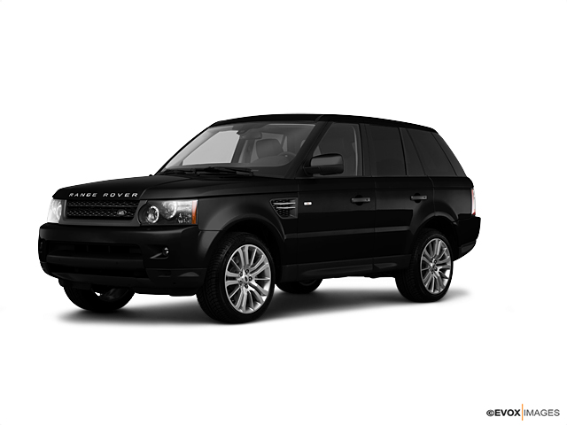 2010 Land Rover Range Rover Sport Vehicle Photo in Midlothian, VA 23112