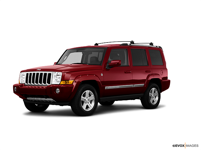 2010 Jeep Commander Vehicle Photo in San Angelo, TX 76901