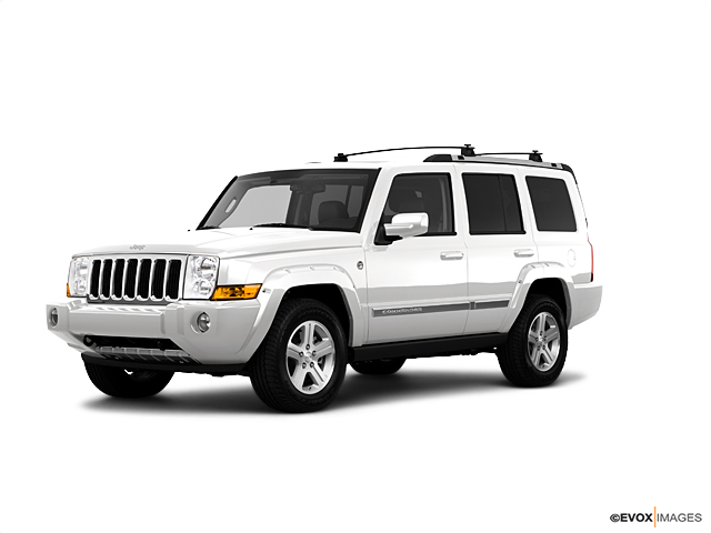 2010 Jeep Commander Vehicle Photo in Freeland, MI 48623