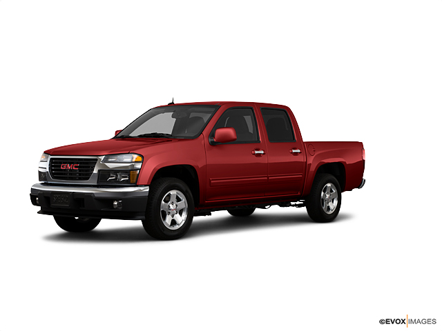 2010 GMC Canyon Vehicle Photo in Boonville, IN 47601
