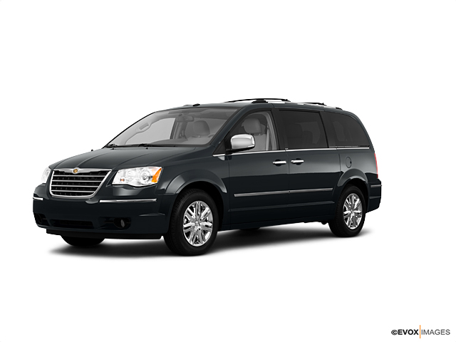 2010 Chrysler Town & Country Vehicle Photo in Evanston, WY 82930