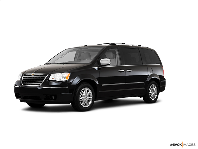 2010 Chrysler Town & Country Vehicle Photo in Joliet, IL 60435