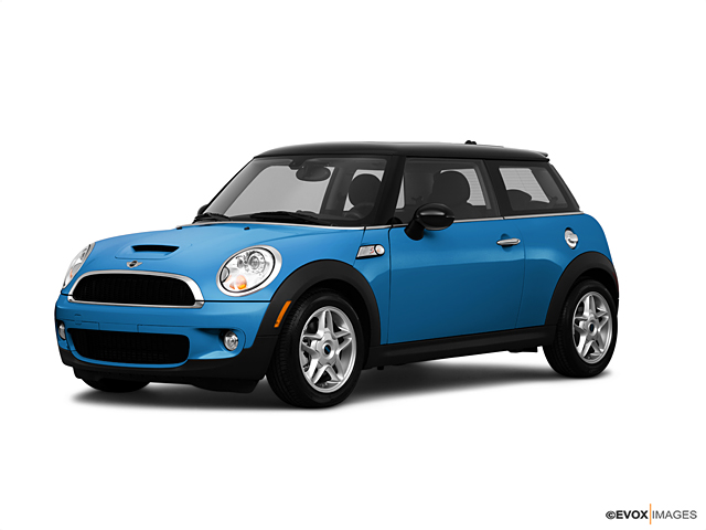 2010 MINI Cooper S Hardtop Vehicle Photo in Tucson, AZ 85705
