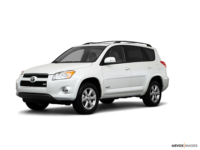 2010 Toyota RAV4 Vehicle Photo in San Angelo, TX 76903