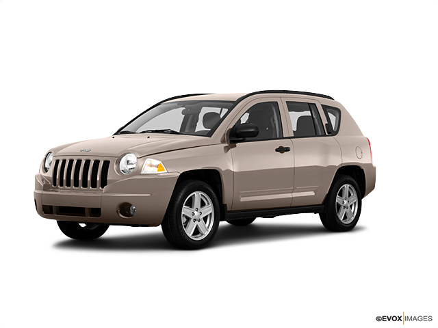 2010 Jeep Compass Vehicle Photo in Wasilla, AK 99654