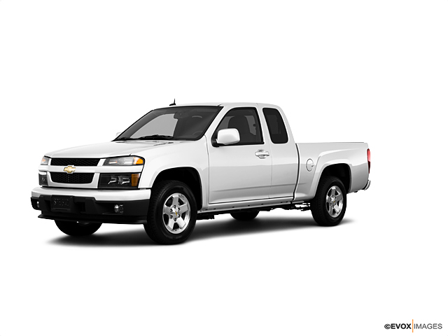 2010 Chevrolet Colorado Vehicle Photo in Clinton, MI 49236