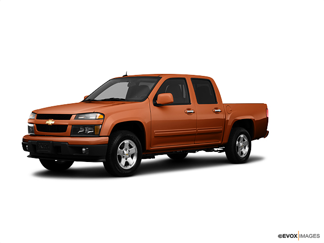 2010 Chevrolet Colorado Vehicle Photo in Ellwood City, PA 16117